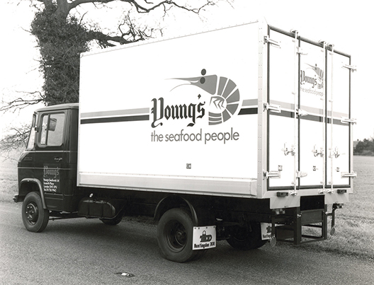 The Young's headquarters in Grimsby