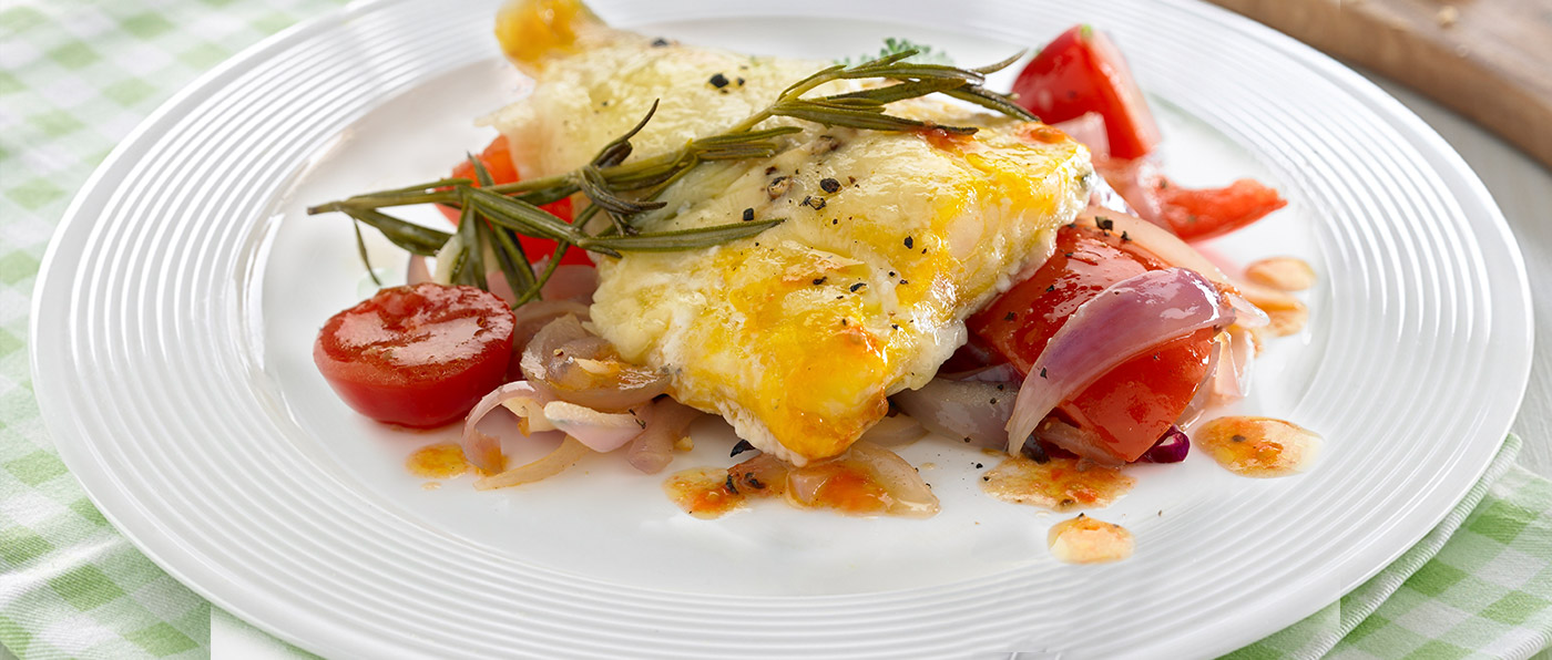 How To Cook Haddock With Tomatoes