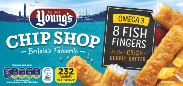 8 Fish Fingers